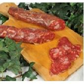 Scharfe Salami Typ Napoli 100% italienisches Fleisch