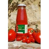 Bio Polpa di pomodoro (feine passierte Bio Tomaten) BioColombini