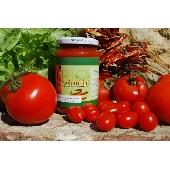 Biologische Tomaten-Chili-Soße BioColombini
