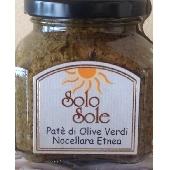 Paté aus grünen Nocellara Etnea Oliven - SoloSole
