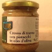 Thunfisch-Pistazien-Creme in Oliven�l - Mare Puro