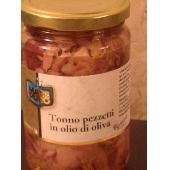 Thunfisch-St�cke in Oliven�l - Mare Puro