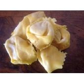 Handgemachte Tortelli mit Seebarsch-Tomate-Füllung - Tradizioni Padane