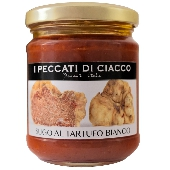 Tomatensauce mit weißem Trüffel - I Peccati Di Ciacco