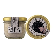 Trüffel-Salz mit schwarzem Trüffel - I Peccati Di Ciacco