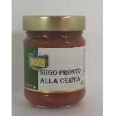 Zackenbarsche Sauce fertig für Pasta- La Bottarga di Tonno Group