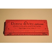 Bio Schokolade aus Modica mit Chili - Donna Elvira Dolceria
