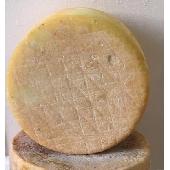 Pecorino Sardo: Hartkäse aus Schafsmilch von der Insel Sardinien-  Dolce di cardo - 6 monate gereift  - Azienda Agricola Mureddu Aru