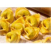 Tortellini tipici di Valeggio Fatti a Mano con ripieno di Carne - Pastificio Menini