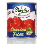 POMODORI BIOLOGICI PELATI( biologisch geschälten Tomaten)- MANFUSO