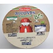 Biologische Milch Ricotta 100% Italienisch - Bustaffa