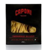 Pappardelle Caponi (Eiernudeln)