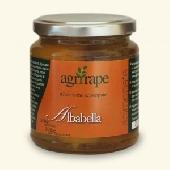 In Sirup eingelegte Aprikosen