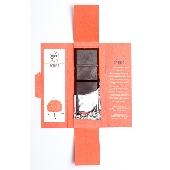 DARINO: Biologische Modica-Schokolade mit Schale der späten Ciaculli-Mandarine