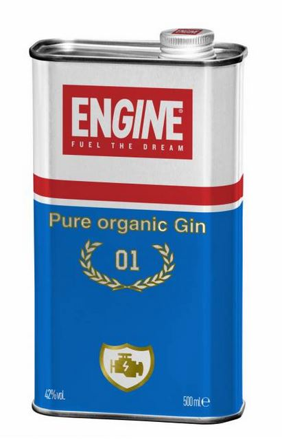Engine Pure Organic Gin