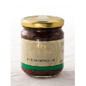 Paté aus schwarzen Oliven Campisi