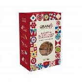 Tumminello Biscuits -Kekse mit sizilianischen alten K�rnern und Modica PGI-Schokolade