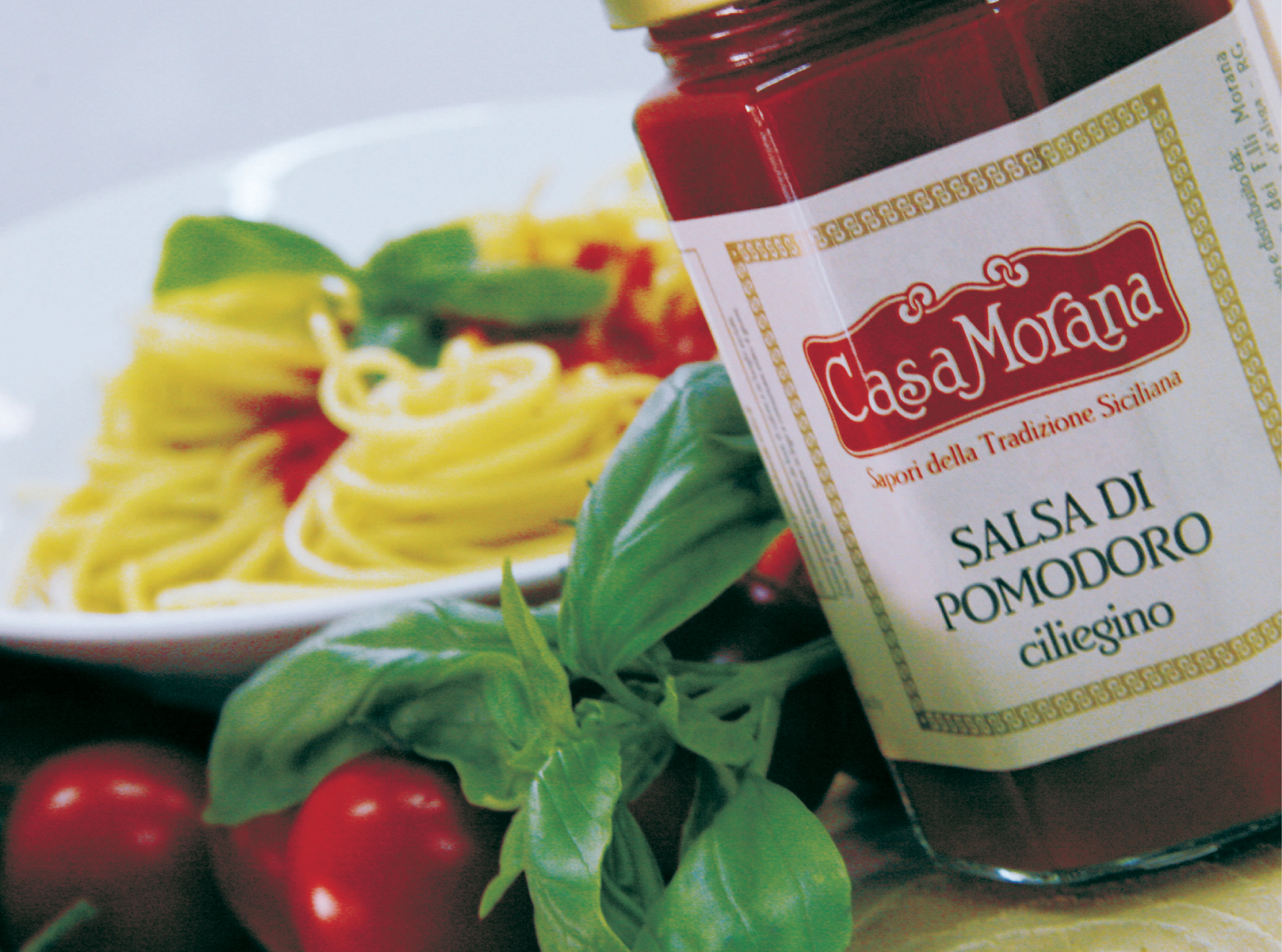 So�e aus Kirschtomaten - Casa Morana