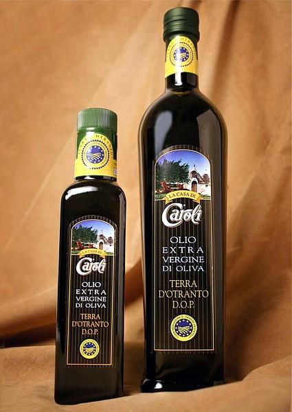 Natives Olivenöl Extra DOP - Terra d'Otranto