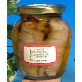 Auberginenröllchen in Olivenöl - Arconatura