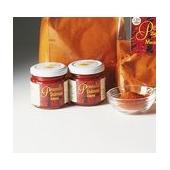 Süße Creme aus Paprika aus Senise