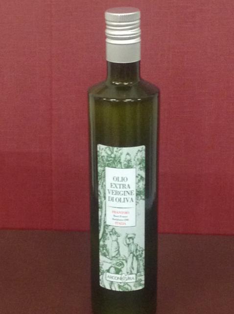 Natives Olivenöl Extra - Riviera Ligure Dop