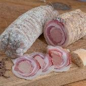 Pancetta mit Filet - Al Berlinghetto
