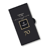 Zartbitterschokolade (Tafel) Toscano Black 70%