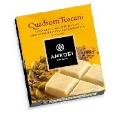 Quadrotti - Wei�e Schokolade mit Pistazienf�llung
