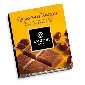 Quadrotti - Milchschokolade mit Krisp-F�llung