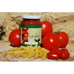 Biologische Tomaten-Basilikum-So�e - BioColombini