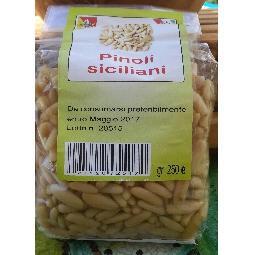 Italienische Sicily Pinienkerne