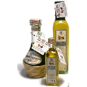 Mit weißem Trüffel aromatisiertes Olivenöl Savini Tartufi