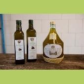 Kaltgepresstes Natives Olivenöl Extra - Borgo al Lago