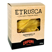 Pappardelle Etrusca - Pastificio Caponi