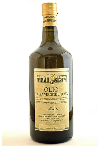 Natives Olivenöl Extra aus Taggiasca Oliven