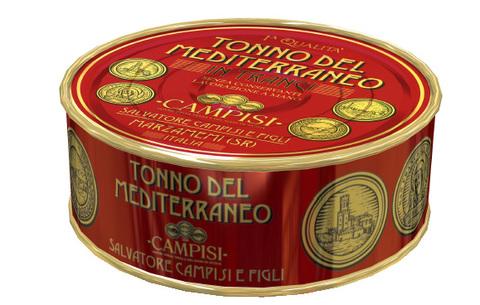 Thunfisch vom Mittelmeer - Campisi