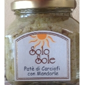 Artischocken-Mandel-Paté - SoloSole