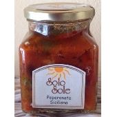 Sizilianische Peperonata - SoloSole