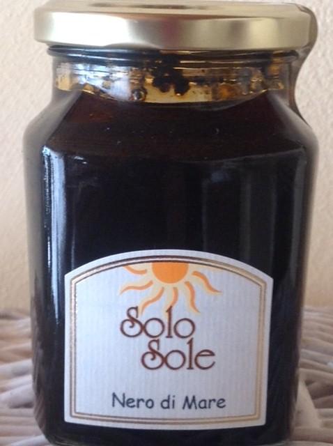 Tintenfisch-Sauce - SoloSole