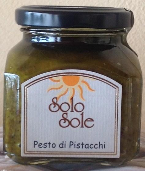 Pistazien-Pesto - SoloSole