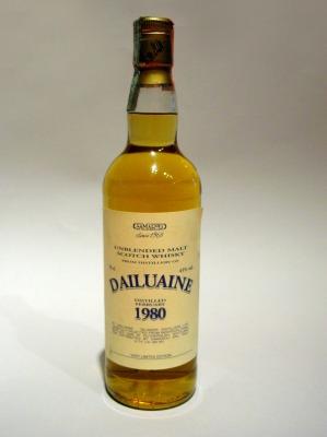 Whisky Samaroli - Dailuaine - Gr. 55 - Jahrgang 1994