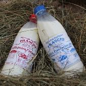 Teilentrahmte Milch - Az. Agricola Frascio