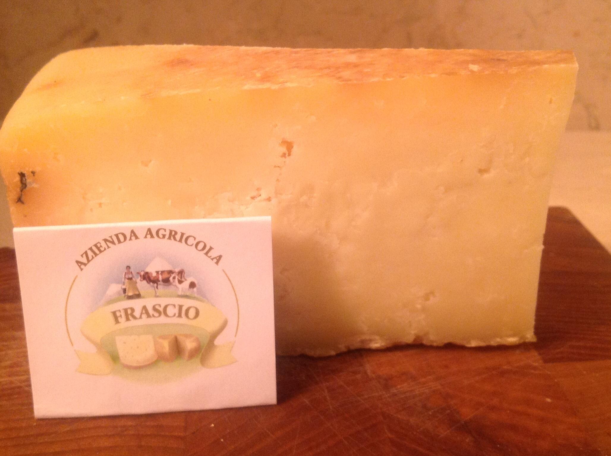 Gereifter Käse - Az. Agricola Frascio