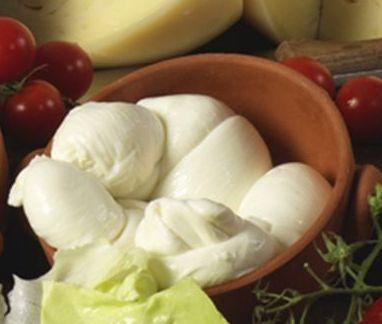 Apulische Trecce di mozzarella fiordilatte (Mozzarellazöpfe) - Caseificio Olanda