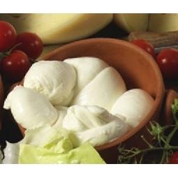 Apulische Trecce di mozzarella fiordilatte (Mozzarellaz�pfe) - Caseificio Olanda