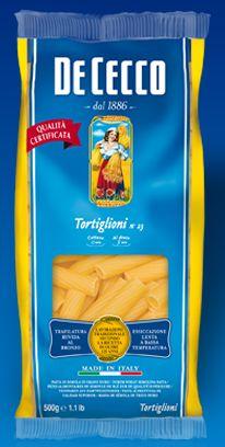 Tortiglioni - De Cecco