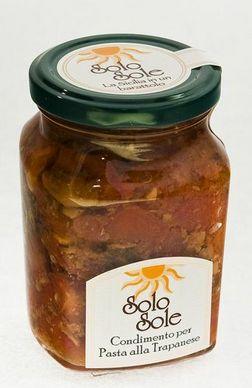 Sauce für Pasta alla Trapanese - SoloSole