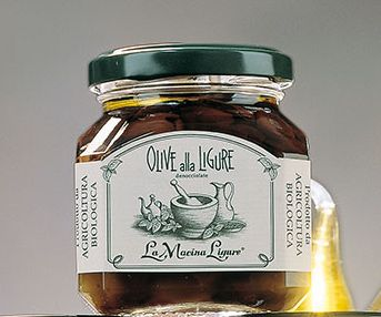 Entsteinte Taggiasca Oliven  alla Ligure  - La Macina Ligure
