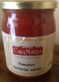 Sauce aus Datterino Tomaten - Casa Morana